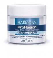 Harmony Gelish, ProHesion Crystal Clear Powder, 28 г.