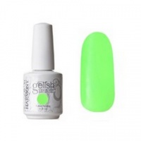 Harmony Gelish, цвет № 01623 Lime All The Time - Lime Green Creme, 15 мл.