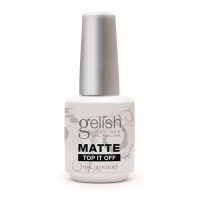 Harmony Gelish, Matte Top It Off (матовый топ)