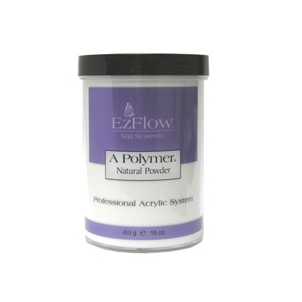EzFlow, Polymer Natural Powder 453 гр.