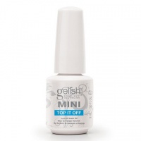 Harmony Gelish, Mini, Top It Off, 9 мл.