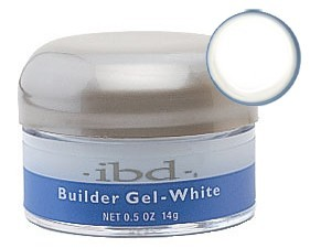 IBD, Builder Gel White 14 гр.