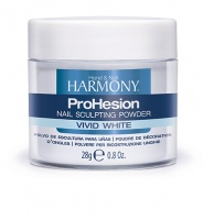 Harmony Gelish, ProHesion Vivid White Powder, 28 г.