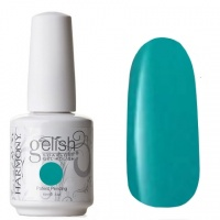 Harmony Gelish, цвет № 01622 Rub Me The Sarong Way - Teal Creme, 15 мл.