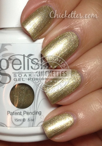 Harmony Gelish, цвет № 01553 Meet The King, 15 мл.