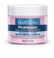 Harmony Gelish, ProHesion Elegant Pink Powder, 28 г.