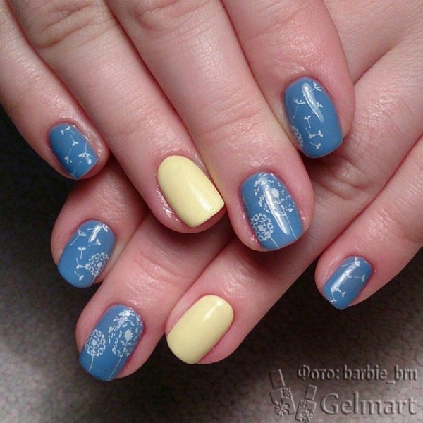 Harmony Gelish, цвет № 01413 Up in the Blue, 15 мл.