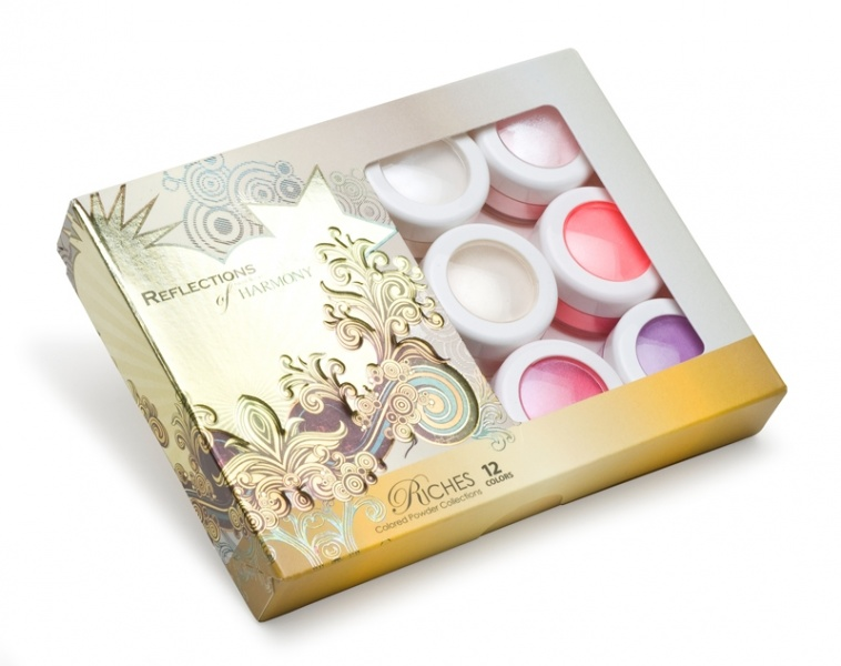 Harmony Reflections Riches Collection Pearls and Metals Kit