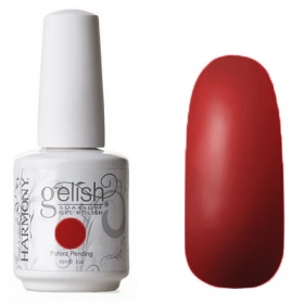 Harmony Gelish, цвет № 01552 Lady In Red, 15 мл.