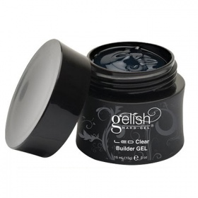 Harmony Gelish Hard Gel Clear Builder Gel 15 мл.
